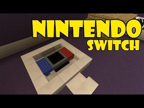 NINTENDO SWITCH Tutorial | Minecraft PE (Pocket Edition) MCPE