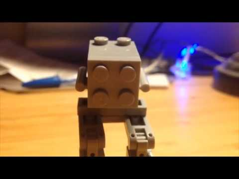 How To Build A Mini AT-ST!!