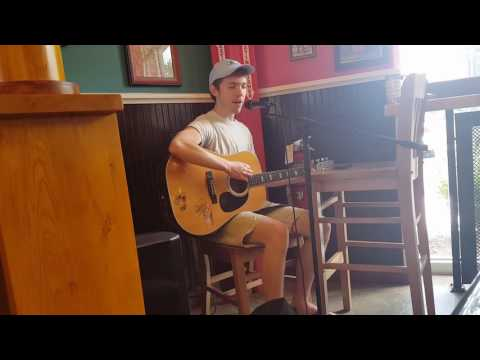Kids On Holiday (Acoustic Cover) live at Potbelly Sandwich Shop