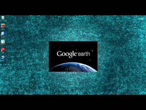 Google Earth ( path, placemark and polygon )