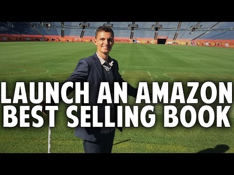 How to Launch a #1 Selling Book on Amazon That Makes Money
