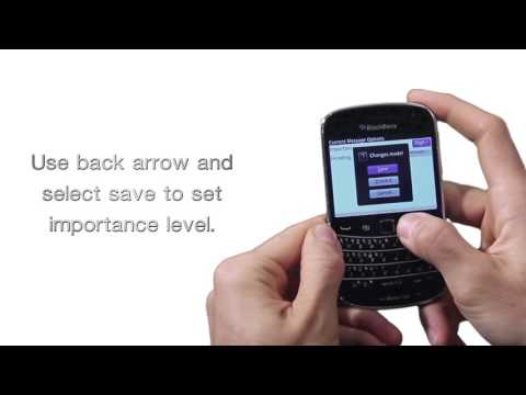 How to Use an Encrypted Blackberry?