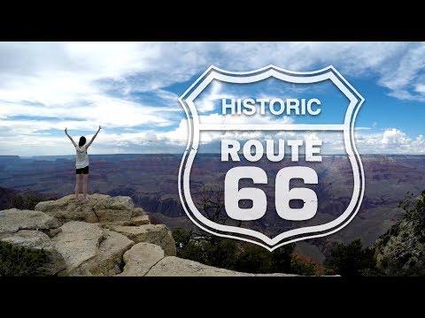 Historic Route 66 - Honeymoon Trip