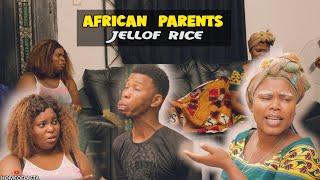 african parents CHILDREN WAHALA XMAS LOADING | Homeoflafta comedy