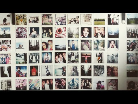 Quick & Easy - DIY Photo Wall