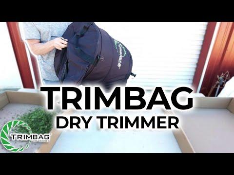 TRIMBAG Dry Trimmer Short Video