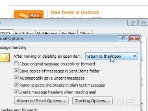 How to disable desktop alerts for new email Outlook
