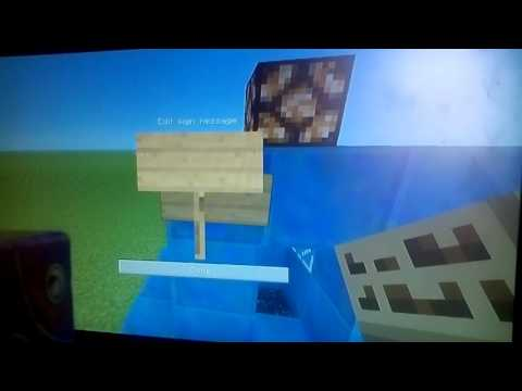 how to make a TARDIS in Minecraft xbox360