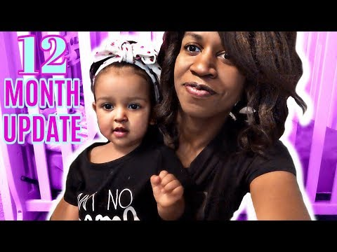 10 to 12 Month Baby Update!| Raina | Walking, Talking, Playing, Learning, Early signs of an Attitude