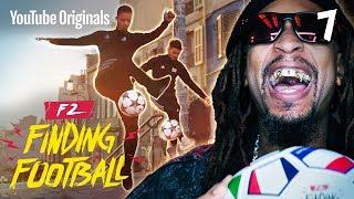 STREET CULTURE IN FOOTBALL | F2FF FRANCE ⚽️🇫🇷