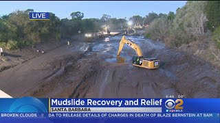 3 Still Missing As Montecito Struggles To Recover From Mudslide