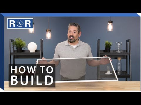 How to Build a Window Screen | Repair and Replace