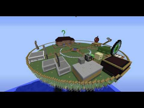 Minecraft Construction Progress - Spawn Point for my Server