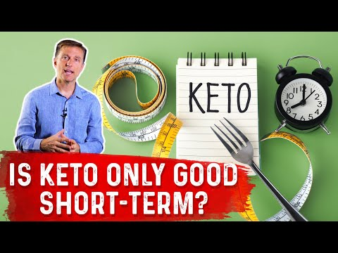 Is Keto (Ketogenic Diet) Only Good Short-Term?
