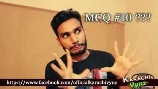 Unity During MCQ's Exam By Karachi Vynz Official