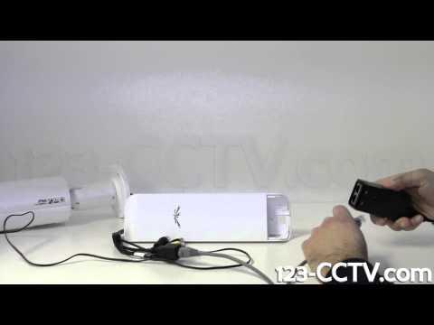 123CCTV How To make megapixel IP Cameras wireless