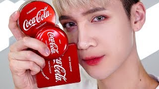 Is the Face Shop running out of ideas lol?? Face Shop ✕ Coca Cola Collection