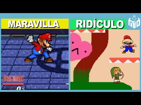 Xxx Mp4 Los Mejores Y Peores Fan Games Hack Roms De Super Smash Bros N Deluxe 3gp Sex