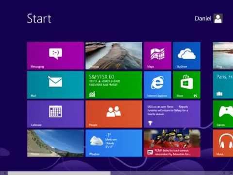 Windows 8 101 - Introduction