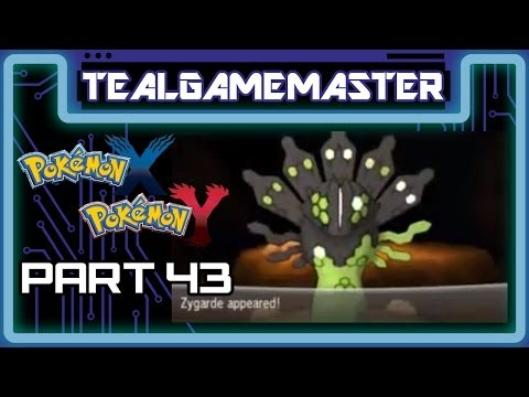 Pokemon X and Y - Part 43: Terminus Cave & Catching Zygarde