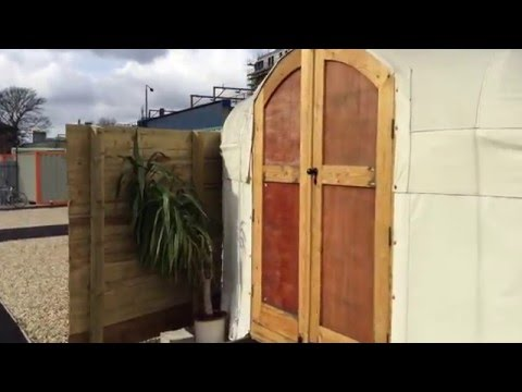 How to get to the Yurt in 2 minutes