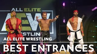 Best AEW pay-per-view entrances | Double or Nothing, Fyter Fest, Revolution