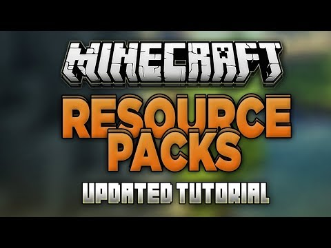 ✔ Minecraft: How To Install Texture Packs Correctly 1.12! | 2017 - 2018 [Works Guaranteed] ✅