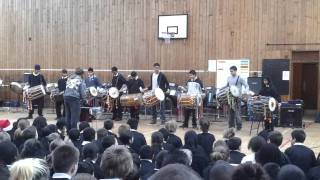 Download foxford christmas assembly dhol players Video