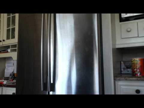 Cleaning Stainless Steel Appliances tutorial
