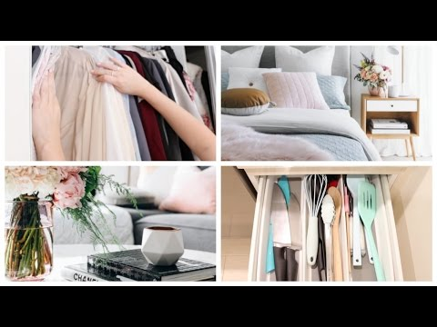 Tips For A Clutter Free Home