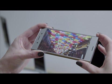 Hands-On Exclusive of Xperia™ XZ Premium