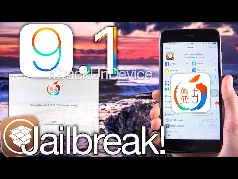 NEW Jailbreak 9.1 Untethered! Pangu iOS 9.1 for iPhone, iPad & iPod Touch