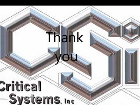 Critical Systems Inc - Surrounding the Tool