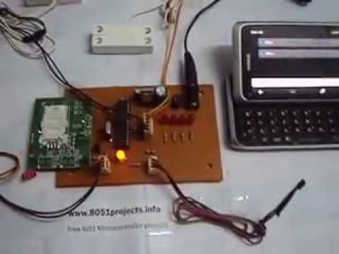 GSM based advanced Home security system