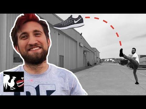 RT Life: Kung-Shoe Grappling Hook