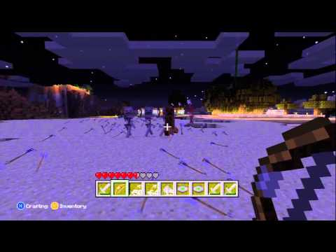 Fun Things to Do in Minecraft Xbox 360 - Collecting Music Discs.