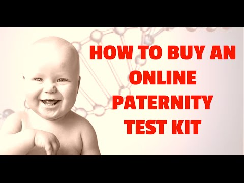 Online Paternity Test:How To Order A DNA Test?