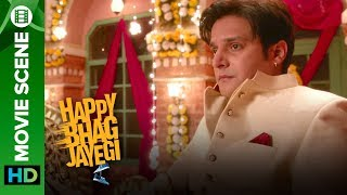 Jimmy Shergill's bride runs away | Happy Bhag Jayegi