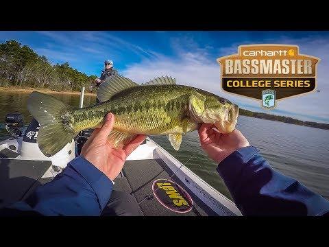 Fishing On The World's Best Lake!! Toledo Bend Pre-Fishing