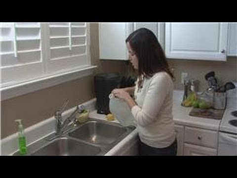 Housekeeping Tips : How to Remove Odors From a Garbage Disposal