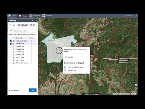 ArcGIS Maps for SharePoint Introduction