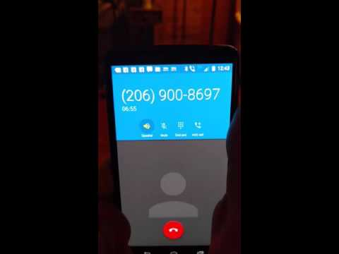 IRS Tax Scam Call-Son in Law Pretends to be Dead Farther