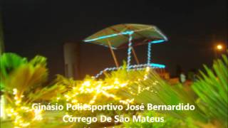 Ginásio José Bernardino Em 2011