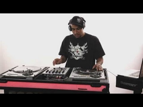 How to Scratch   DJ Lessons