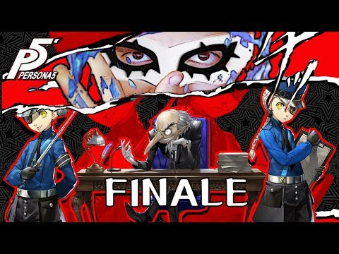 The End - Finale | Persona 5