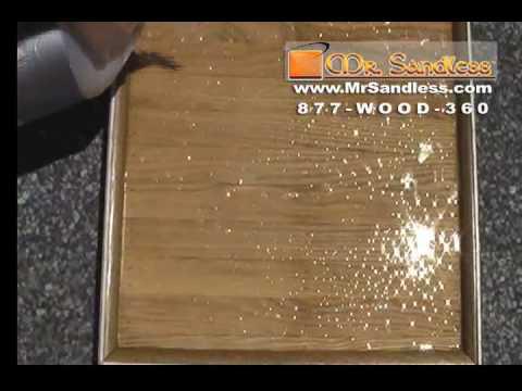 Mr. Sandless® Durability Test