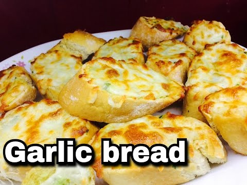 Pizza Hut Garlic Bread italian-How to cook and bake