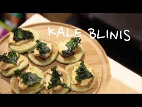 Kale Blini