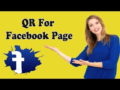 How to Make QR Code For Facebook Page In Urdu/Hindi Tutorial