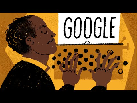 Langston Hughes' 113th Birthday Google Doodle